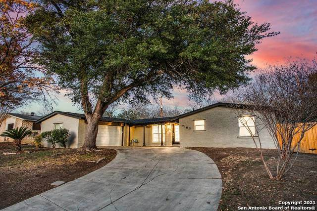 7102 Dubies Dr, San Antonio, TX 78216 (MLS #1504040) :: Real Estate by Design