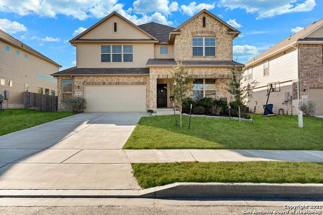 5291 Top Ridge Ln, Schertz, TX 78108 (MLS #1504096) :: Concierge Realty of SA