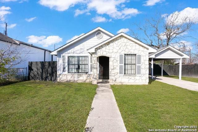 1307 Hays St, San Antonio, TX 78202 (MLS #1504100) :: Carter Fine Homes - Keller Williams Heritage