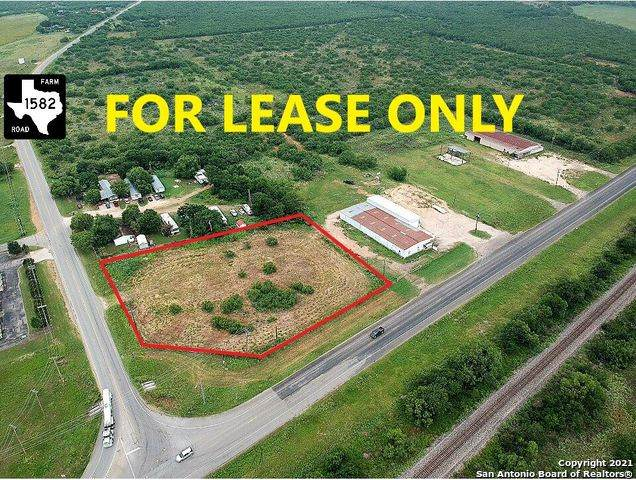 1000 Fm 1582, Pearsall, TX 78061 (MLS #1504767) :: The Glover Homes & Land Group