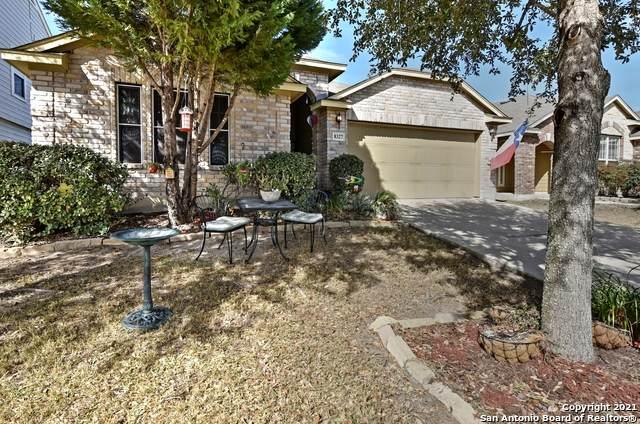 8327 Lazy Pebble, San Antonio, TX 78254 (MLS #1504777) :: The Gradiz Group