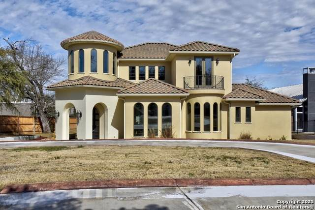 201 Elizabeth Rd, Terrell Hills, TX 78209 (MLS #1505038) :: Williams Realty & Ranches, LLC