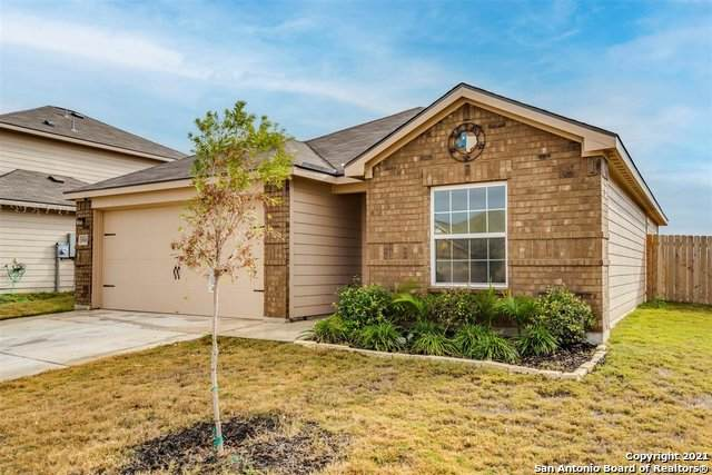 15118 Silver Tree Cv, Von Ormy, TX 78073 (MLS #1505064) :: Real Estate by Design