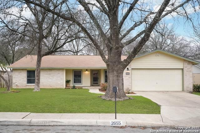 2655 Pebble Breeze, San Antonio, TX 78232 (MLS #1505423) :: The Rise Property Group