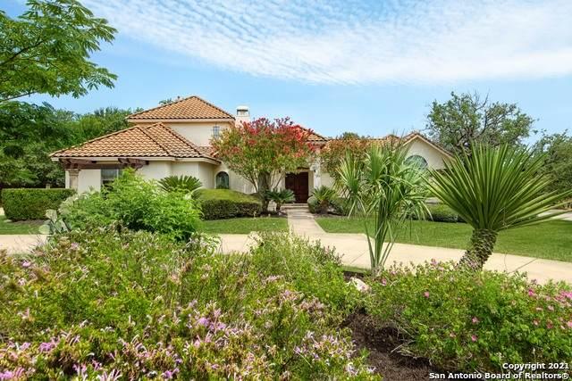 123 Tuscany Way, Shavano Park, TX 78249 (MLS #1505454) :: Keller Williams City View