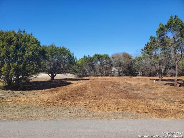 705 Trail Crest Dr, Canyon Lake, TX 78133 (MLS #1505616) :: The Gradiz Group