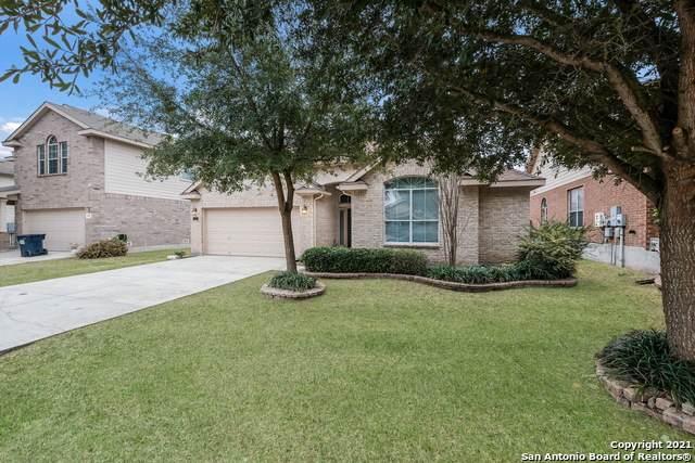 421 Sorenstam Way, Cibolo, TX 78108 (MLS #1505786) :: Vivid Realty