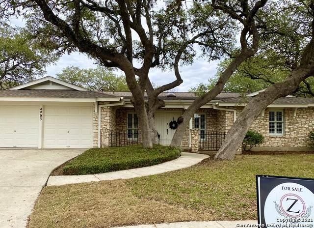 4403 Meredith Woods St, San Antonio, TX 78249 (MLS #1505963) :: The Lopez Group