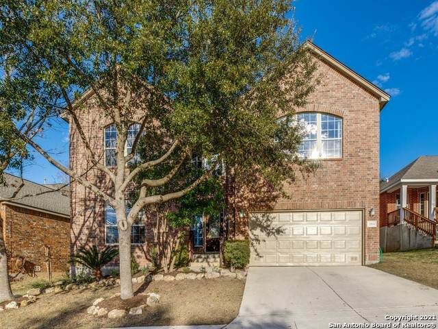 15514 Portales Pass, Helotes, TX 78023 (MLS #1506265) :: The Rise Property Group