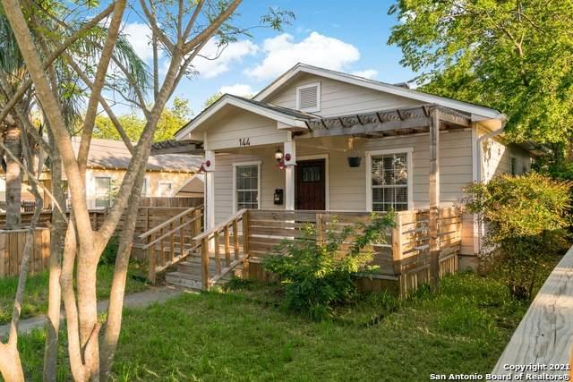 144 Arlington Ct, San Antonio, TX 78210 (MLS #1506293) :: EXP Realty
