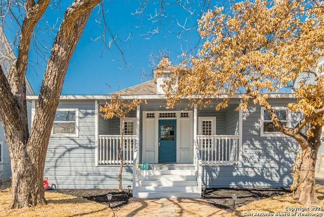 611 W Woodlawn Ave, San Antonio, TX 78212 (MLS #1506449) :: 2Halls Property Team | Berkshire Hathaway HomeServices PenFed Realty