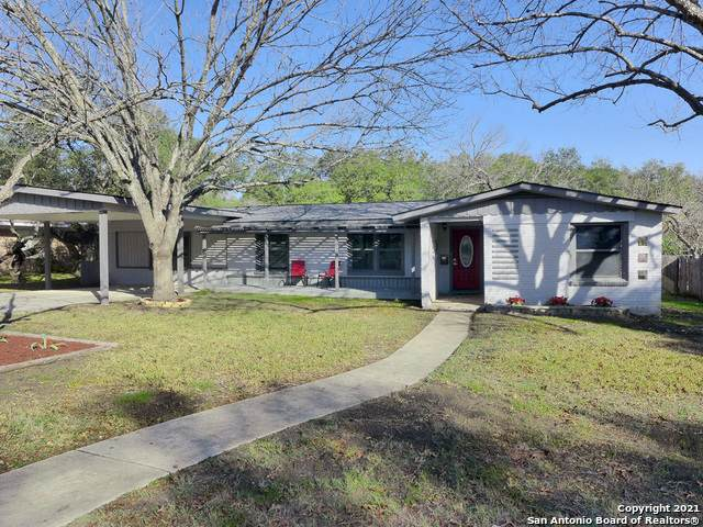 535 Larkwood Dr, San Antonio, TX 78209 (MLS #1506747) :: The Gradiz Group