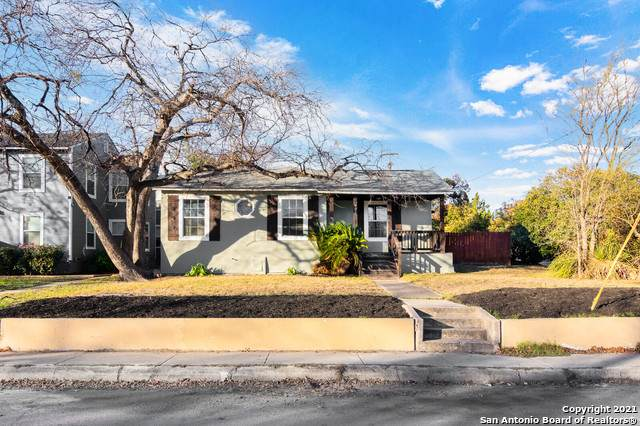 901 Donaldson Ave, San Antonio, TX 78228 (MLS #1507454) :: Williams Realty & Ranches, LLC