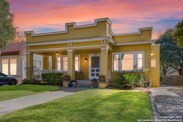 326 W Gramercy Pl, San Antonio, TX 78212 (MLS #1508269) :: Vivid Realty