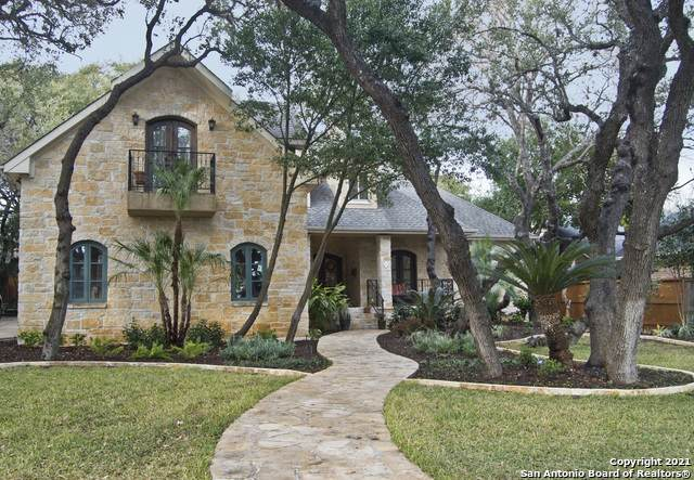 219 Lamont Ave, Alamo Heights, TX 78209 (MLS #1508322) :: Real Estate by Design