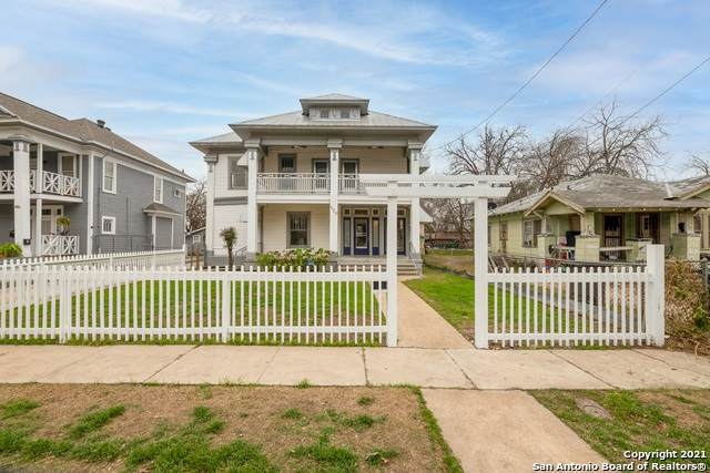 120 Halliday Ave, San Antonio, TX 78210 (MLS #1508595) :: The Rise Property Group