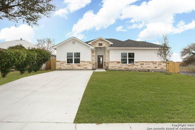 5102 Edgemoor St, San Antonio, TX 78220 (MLS #1508689) :: Keller Williams Heritage