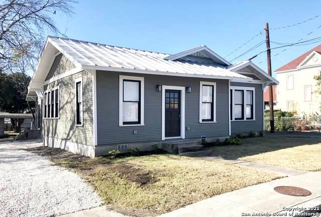 309 N Hackberry, San Antonio, TX 78202 (MLS #1508921) :: Vivid Realty
