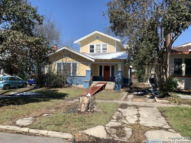 1105 W Mulberry Ave, San Antonio, TX 78201 (MLS #1509212) :: Williams Realty & Ranches, LLC