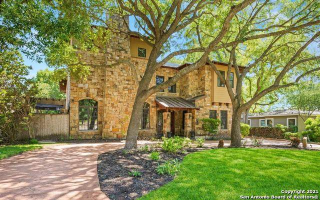 114 Morningside Dr, Terrell Hills, TX 78209 (MLS #1509690) :: Keller Williams Heritage