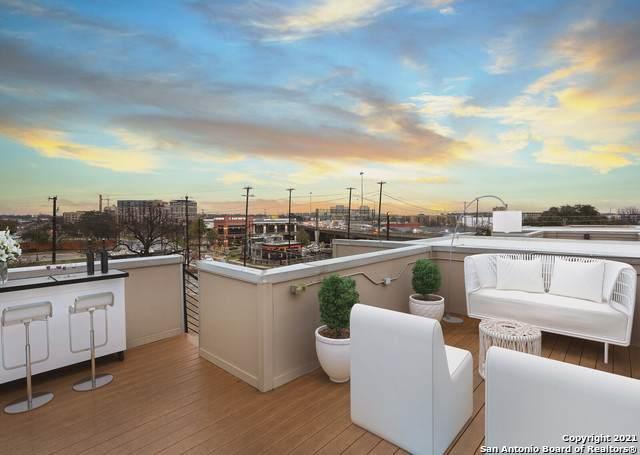 811 E Elmira St Unit 10 #10, San Antonio, TX 78212 (MLS #1509795) :: Keller Williams City View