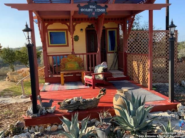 445 Riverside Dr, Pipe Creek, TX 78063 (MLS #1509897) :: Williams Realty & Ranches, LLC
