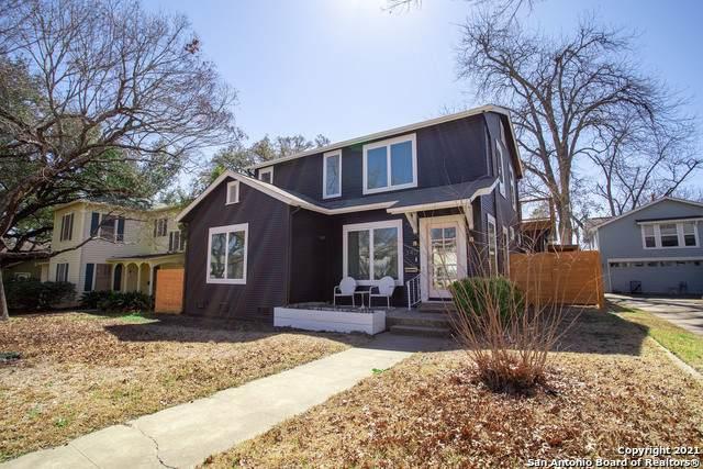 340 Wildrose Ave, Alamo Heights, TX 78209 (MLS #1509952) :: Exquisite Properties, LLC