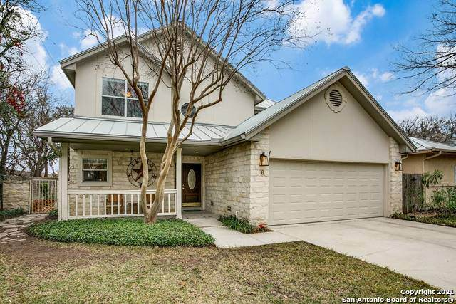8 Barcom Court, San Antonio, TX 78218 (MLS #1509960) :: Sheri Bailey Realtor