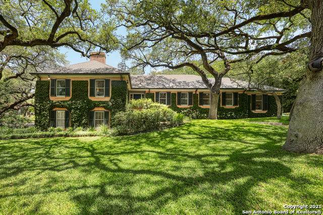 731 Alta Ave, Alamo Heights, TX 78209 (MLS #1510030) :: The Glover Homes & Land Group