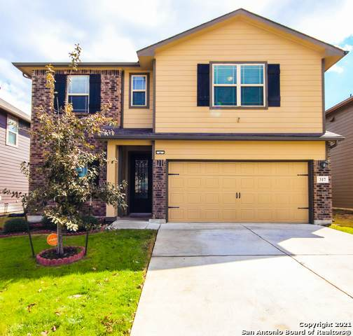 317 Country Vale, Cibolo, TX 78108 (MLS #1510087) :: The Castillo Group