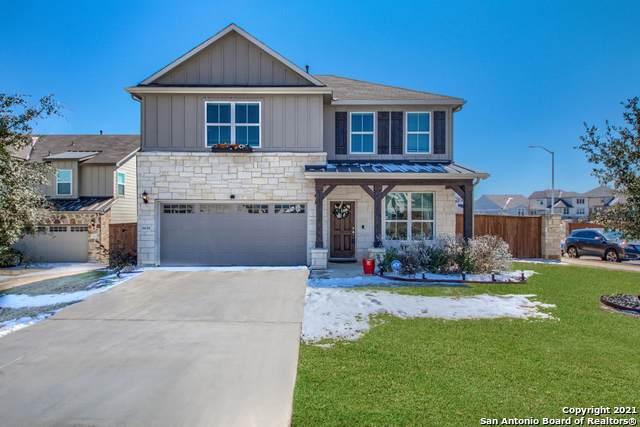 6658 Bowie Cove, Schertz, TX 78108 (MLS #1510179) :: Berkshire Hathaway HomeServices Don Johnson, REALTORS®
