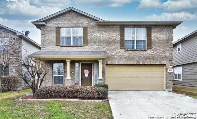 811 Cormorant, San Antonio, TX 78245 (MLS #1510900) :: The Rise Property Group