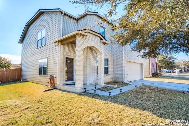 4918 Larkhill Farm, San Antonio, TX 78244 (MLS #1511000) :: BHGRE HomeCity San Antonio