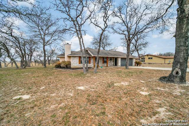 225 Great Oaks Blvd, La Vernia, TX 78121 (MLS #1511110) :: The Castillo Group