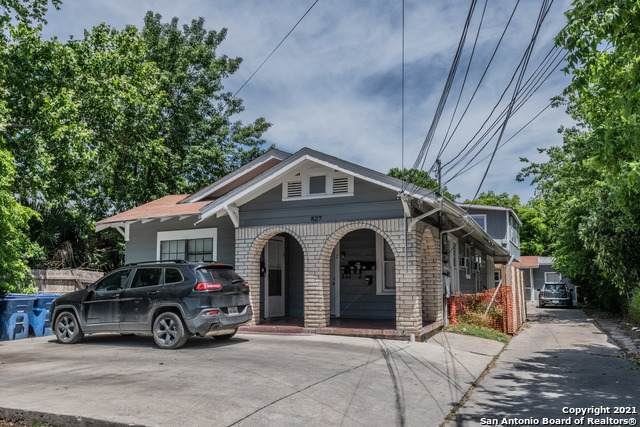 827 W Rosewood Ave, San Antonio, TX 78212 (MLS #1511282) :: Williams Realty & Ranches, LLC