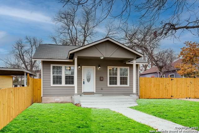 1743 Schley Ave, San Antonio, TX 78210 (MLS #1511698) :: Keller Williams City View