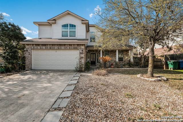 8711 Redwood Bend, Helotes, TX 78023 (MLS #1511793) :: JP & Associates Realtors