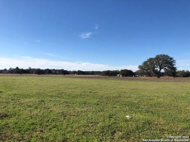 1755 Bensdale, Pleasanton, TX 78064 (MLS #1512000) :: Concierge Realty of SA