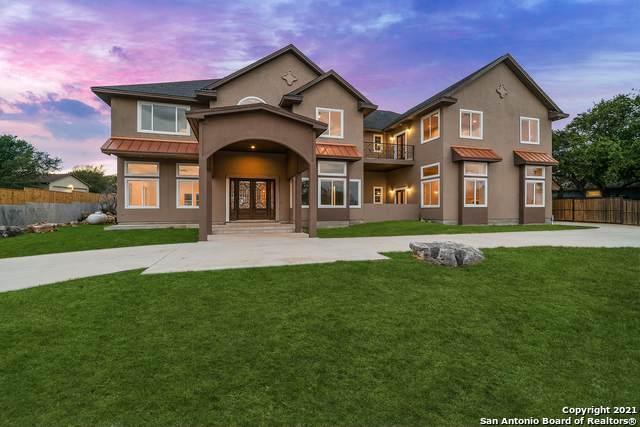 2235 Deer Run Ridge, New Braunfels, TX 78132 (MLS #1512357) :: The Glover Homes & Land Group