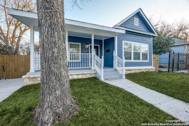 422 E Woodlawn Ave, San Antonio, TX 78212 (MLS #1512358) :: Keller Williams City View