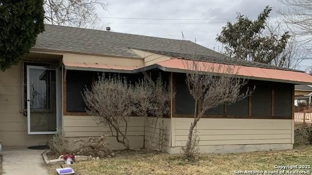 171 Mc Dougal, San Antonio, TX 78223 (MLS #1512875) :: The Real Estate Jesus Team