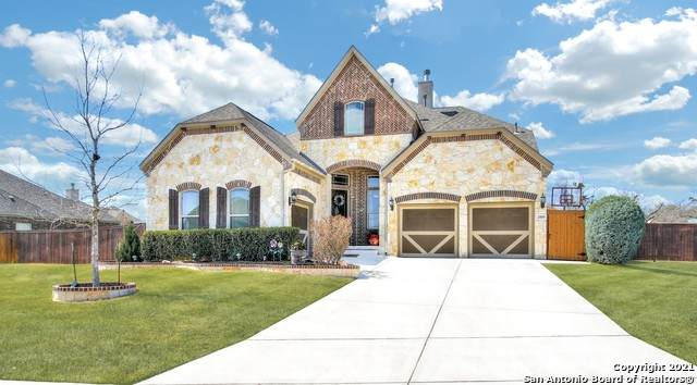 2809 Trailmont Dr, San Antonio, TX 78253 (#1512926) :: The Perry Henderson Group at Berkshire Hathaway Texas Realty
