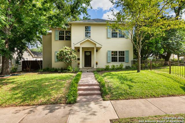 312 Blue Bonnet Blvd, Alamo Heights, TX 78209 (MLS #1513057) :: The Castillo Group