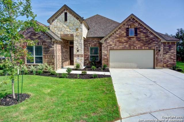 234 Branson Fls, Boerne, TX 78006 (MLS #1514734) :: Beth Ann Falcon Real Estate