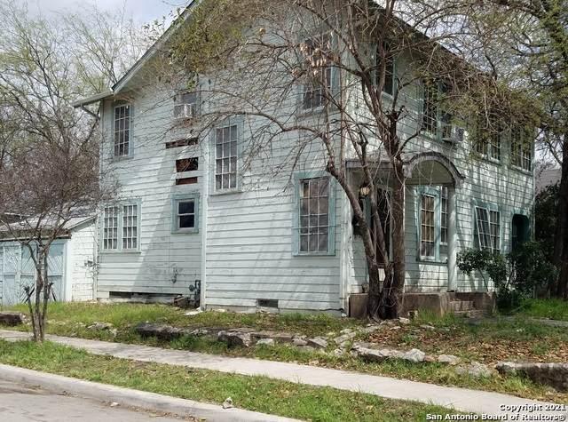 137 Yale, San Antonio, TX 78201 (MLS #1516615) :: Green Residential