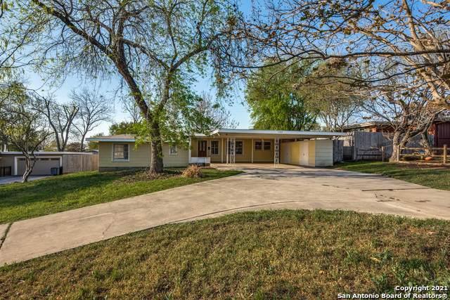 532 Rittiman Rd, Terrell Hills, TX 78209 (MLS #1516964) :: The Gradiz Group