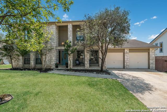 2118 Oak Ranch, San Antonio, TX 78259 (MLS #1517117) :: 2Halls Property Team | Berkshire Hathaway HomeServices PenFed Realty