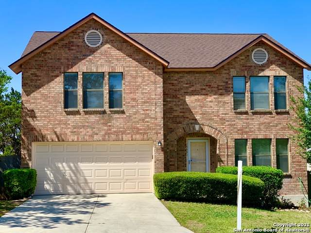15831 Legend Elm, San Antonio, TX 78247 (MLS #1517123) :: Williams Realty & Ranches, LLC