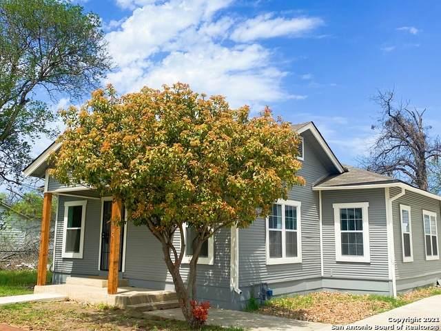 505 Canavan Ave, San Antonio, TX 78221 (MLS #1517421) :: The Lugo Group