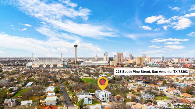 225 S Pine St #202, San Antonio, TX 78203 (MLS #1517635) :: Santos and Sandberg